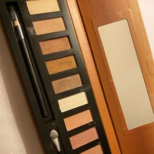 Eyeliner & Eyeshadow Natural Palette